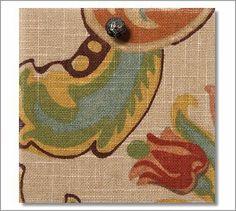 Fabric by the Yard - Simone #potterybarn