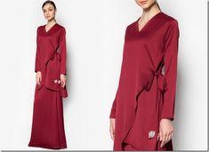 Hunting for a baju raya already? Check out these seven glamorous modern baju kurung styles by KREE.