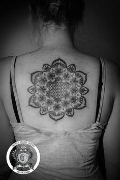 Home – Triple-J Energy Tattoo – Tattoostudio Mondsee Fine Line Tattoos, Cool Tattoos, Tattoo Studio, Energy Tattoo, J Dot, Triple J, Give Peace A Chance, Dot Work Tattoo, Flower Of Life