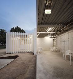 Gallery of Camping in Abrantes / atelier Rua - 15