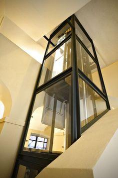 Ascensore In Edificio Storico - Picture gallery