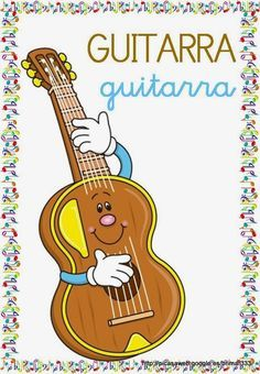 Educació Infantil Brimar: VOCABULARI INSTRUMENTS MUSICALS Music Ed, Art Music, Music Songs, Colouring Pages, Adult Coloring Pages, Music Pictures, Classical Guitar, Music For Kids, Music Classroom