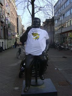 Andre Hazes beeld Statues, Effigy