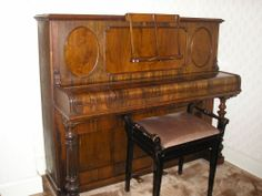 Piano - John Broadwood & Sons
