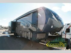 2015 Forest River RV Sandpiper 360PDEK Fifth Wheel. The triple slide Sandpiper 360PDEK fifth wheel offers many great features such as a exterior kitchen.