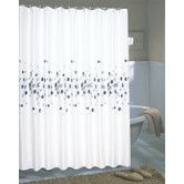 Found it at Wayfair - Dots Shower Curtain