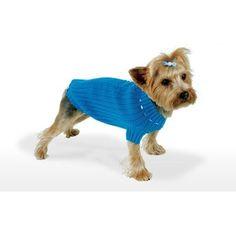 Blusa Unissex Azul Claro Bichinho Chic MeuAmigoPet.com.br #petshop #cachorro #cão #meuamigopet