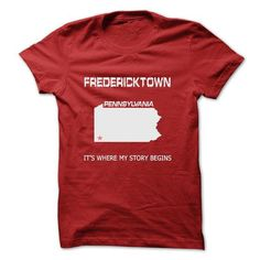 Fredericktown-PA13 - #tailored shirts #cotton. THE BEST => https://www.sunfrog.com/LifeStyle/Fredericktown-PA13.html?60505