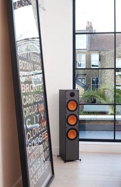 Monitor Audio Monitor 300 Noir