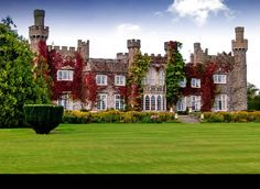 Luttrellstown Castle | Ireland Castle and Estate near Dublin | Private House Parties - Weddings - Corporate Events