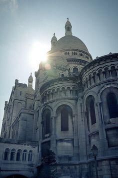 Sacre Coeur in Paris! Sigh.