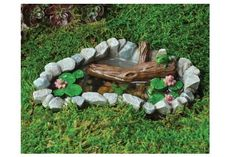 Frog Lily Pad Pond