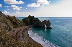 The Dorset and East Devon Coast has an outstanding combination of globally significant geological and geomorphological features. #World heritage