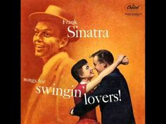 """Frank Sinatra with Nelson Riddle Orchestra - """"I've Got You Under My Skin"""""""