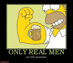 Homer really likes his beer.. ;) more funny memes at: http://percentcalculator.com/memes
