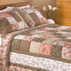 Как правильно шить лоскутное одеяло?