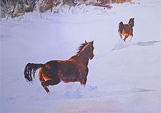 Linda Loeschen, Snow Dash