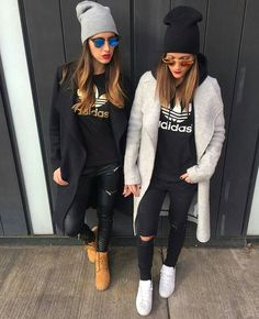 Timberlands Style The post Timberlands Style appeared first on Love Mode. Herbstoutfit Love Mode Source by winter outfits Mode Outfits, Casual Outfits, Fashion Outfits, Womens Fashion, Fashion Pants, Sport Outfits, Mode Timberland, Black Timberland Outfits, Timberland Boots Style