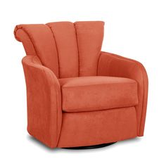 Have to have it. Klaussner Spins Microsuede Swivel Glider $679.41