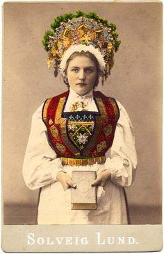 Norwegian traditional dress