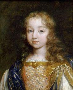 LOUIS XIV  DE FRANCE by the lost gallery, via Flickr