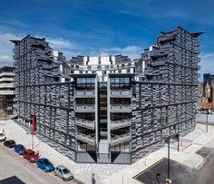 Wharton Square Housing at Quartermile, Edinburgh