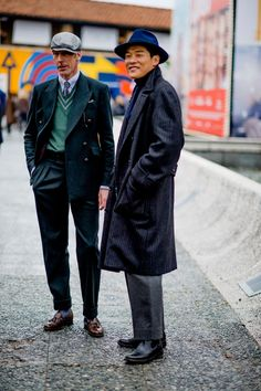 Pitti Uomo AW18: the strongest street style   British GQ
