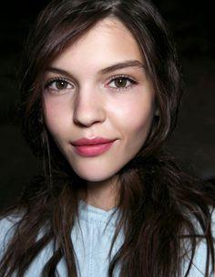 Le maquillage naturel du compte Pinterest d'Erwan