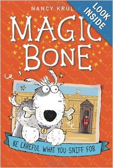 Be Careful What You Sniff For (Magic Bone) by [Krulik, Nancy] Sheep Dog Puppy, Bone Books, Kindergarten Books, Chapter Books, Bedtime Stories, Read Aloud, Cool Toys, Childrens Books, This Book