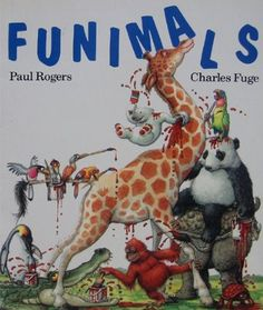 Image result for funimals paul rogers