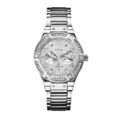 Guess W0290L1 • Guess horloges • Uw-Juwelier.nl • € 219.-
