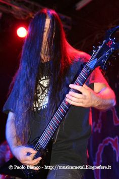 Pat O' Brien - CANNIBAL CORPSE