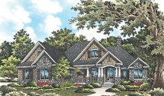 ePlans Craftsman House Plan – Dramatic Great Room– 2491 Square Feet and 4 Bedrooms from ePlans – House Plan Code HWEPL76419
