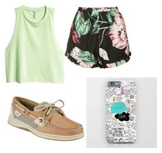 """Summer"" by vanessa-de-leon-rodriguez ❤ liked on Polyvore"