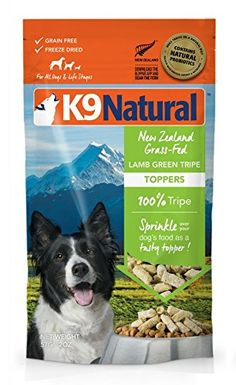 K9 Natural Freeze Dried Topper * More info could be found at the image url. (This is an affiliate link and I receive a commission for the sales)