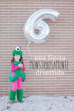 Monster Birthday Party / Cumpleaños monstruos