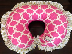 Hot Pink Taza Boppy® Slipcover for Boppy® by RitzyBabyOriginal
