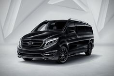 Mercedes-Benz V-Class Black Crystal by Larte Design