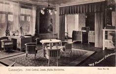 Hotel Central Room 24, 1918