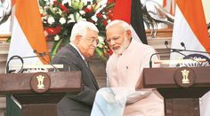 Palestine, Israel, india, india palestine, india palestine relations, india israel, india israel relations, india palestine israel, Mahmoud Abbas, PM modi, narendra modi, United Nations, Cold War, PV Narasimha Rao, Donald Trump, putin, vladimir putin, UP government, indian express news, india news, indian politics, international politics, indian express explained