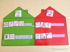 la casa de los sonidos - Buscar con Google Therapy Games, Speech Therapy, Montessori, Preschool Arts And Crafts, Dora, Jolly Phonics, File Folder Games, Language Activities, Speech And Language