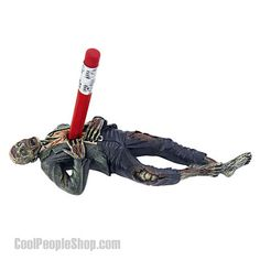 Zombie Pencil Holder!
