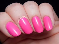China Glaze Electric Nights for Summer 2015 Swatch and Review