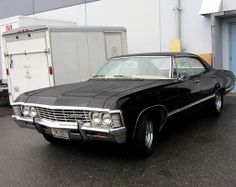 My first car was a '66 Impala...although I think this one might actually be a '67. How I miss this car!!!