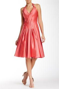 0c91ad33aa0 pamella roland Halter Gazaar Dress Nordstrom Dresses