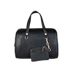 Versace Jeans black, gold Women Handbags