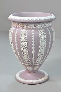 Jasperware Vase