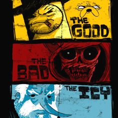 Adventure Time! The Good, The Bad and The Icy!