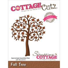 Found it at Blitsy - CottageCutz Die - Fall Tree