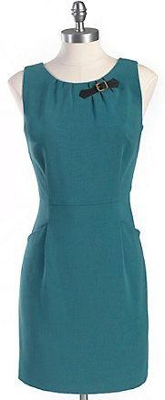 Sleeveless Solid Dress